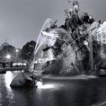 Neptunbrunnen 2009