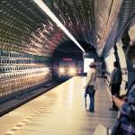 U-Bahnhof in Prag