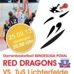 Red Dragons Bundesliga-Pokal, Foto: Philipp Messinger