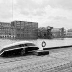 Museumsschiff an der Spree