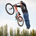 Benjamin Messinger, Dirt-Jump Session