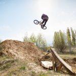 Fabian Mattner, Dirt-Jump Session