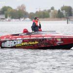 Speed Boot beim Wassersportfest 2017