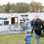 Marine beim Wassersportfest 2017