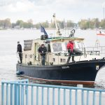 Marine Kameradschaft Köpenick beim Wassersportfest 2017