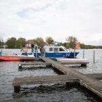 Wasserschutzpolizei beim Wassersportfest 2017