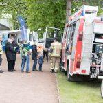 Freiwillige Feuerwehr Bohnsdorf beim Wassersportfest 2017