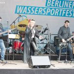 Bühne beim Wassersportfest 2017