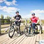 Dirt-Jump in Adlershof, Rider: Norman Sommer, Benjamin Messinger