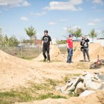 Dirt-Jump in Adlershof
