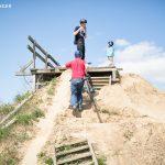 Dirt-Jump in Adlershof