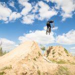 Dirt-Jump in Adlershof, Rider: Norman Sommer