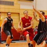 Red Dragons Herren 1 vs. SSV Lok Bernau 2