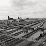 Prag, Praha 2013, Hauptbahnhof