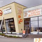 PDZ Waltersdorf, Außenansicht