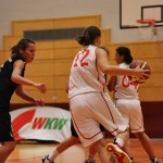 Red Dragons Damen 1 vs. TuS Lichterfelde | 2013-09-25