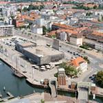 Bremerhaven, Aussichtsplattform SAIL City, Auswandererhaus