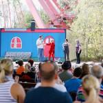 Spuk unterm Riesenrad Sommertheater 2015, Christopher Flade
