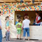 Spuk unterm Riesenrad Sommertheater 2015