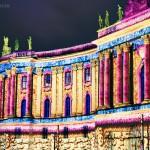 Festival of Lights 2015, Alte Bibliothekt