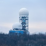 NSA Abhörstatio Teufelsberg
